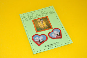 """Valentine"" Patches"