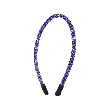 Love Forever Head Band - French Navy