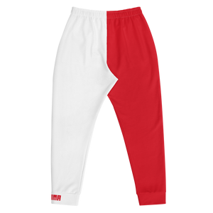 "The ""Mix Matched"" Sweats (Red)"