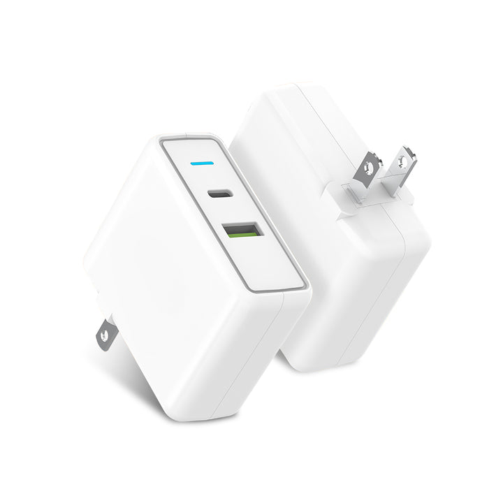 dual port wall charger-TOPESEL