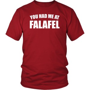You Had Me At Falafel