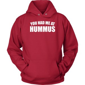 You Had Me At Hummus