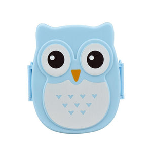 Owl Lunch Container