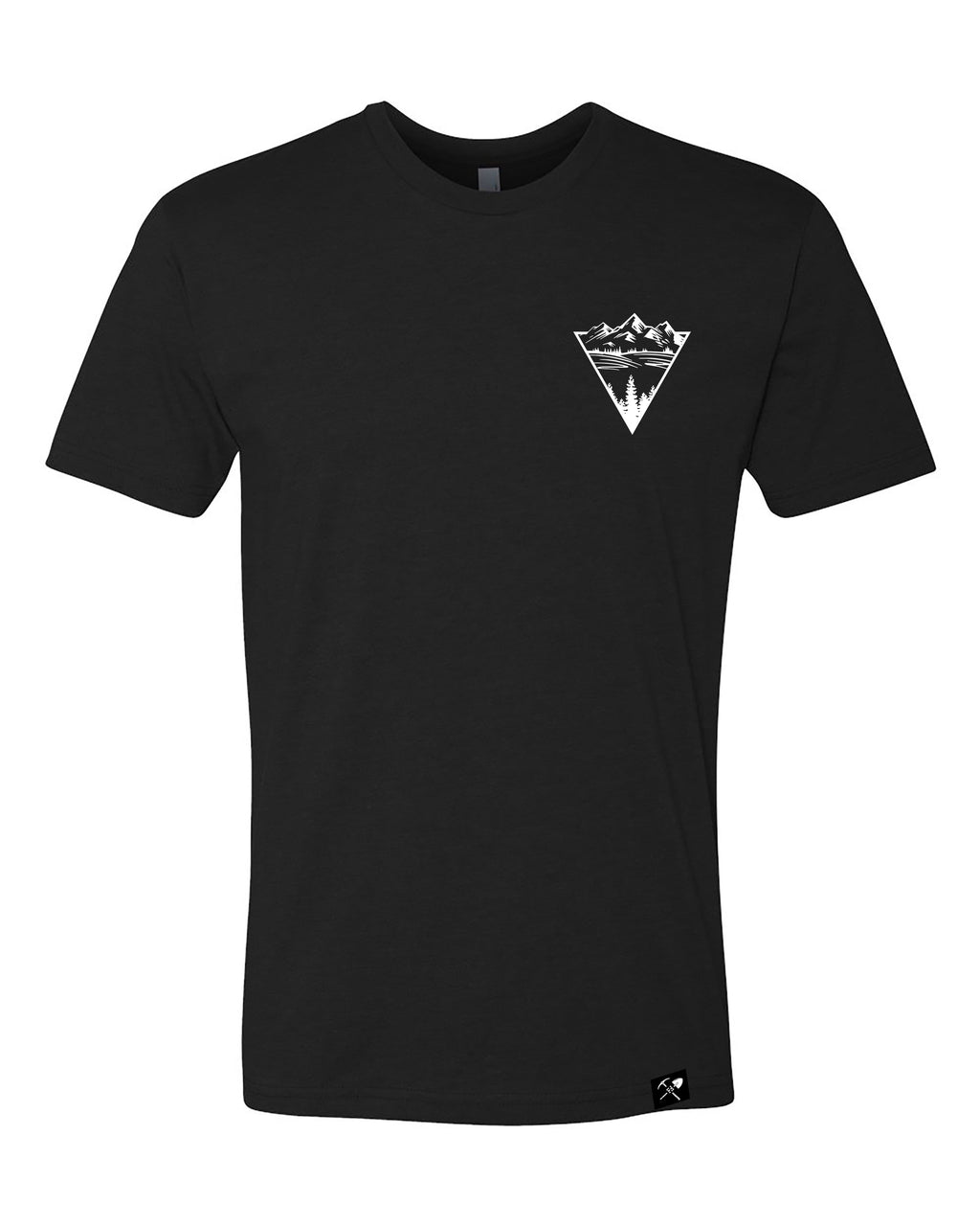Mountain Tee Black