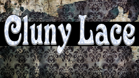Cluny Lace - coming soon