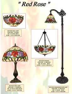 RED ROSE 2 - LEADLIGHT LAMPS