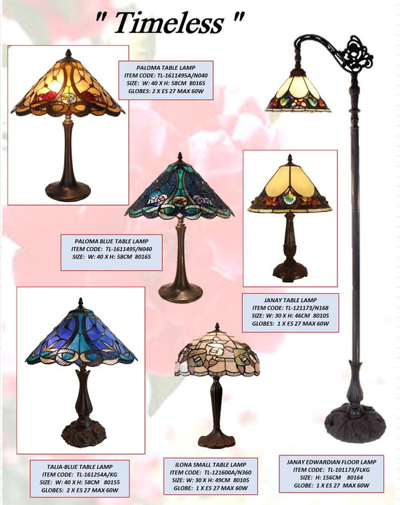 TIMELESS - LEADLIGHT LAMPS