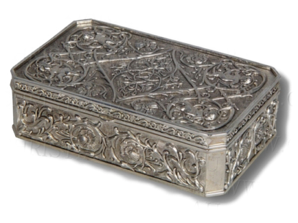 JEWELLERY BOX-CHERUB-JUMBO