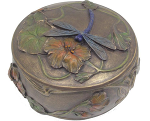 TRINKET BOX - DRAGONFLY
