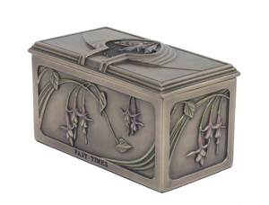JEWELLERY BOX - FLOWER.