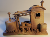 FH Handmade Australian Clay - The Ensuite Dunny