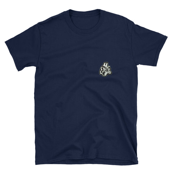 Newer Logo (Pocket) Short-Sleeve Unisex T-Shirt