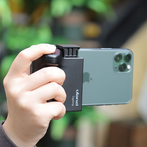 Smartphone Camera CapGrip and Accessories