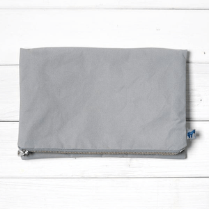 Carry Studio Clutch Bag Grey