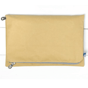 Carry Studio Clutch Bag Tan