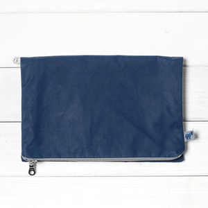 Carry Studio Clutch Purse Navy