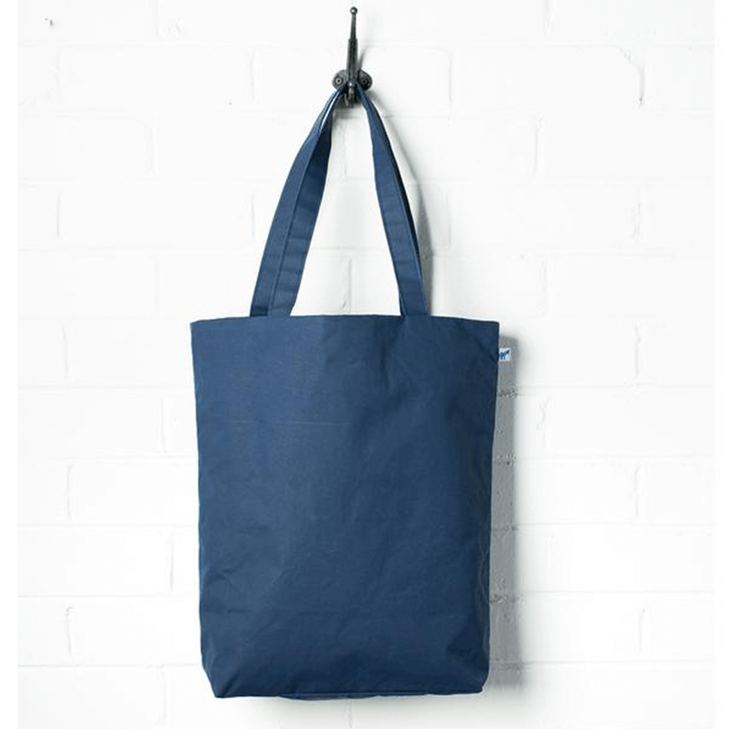 Carry Studio Navy Tote Bag