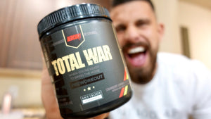 Total War Preworkout | Product Review | Worth all the hype?