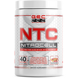 GEC NTC NITROCELL 4X CREATINE QUAD PACK | GENETIC EDGE COMPOUNDS | Any Body Supplements