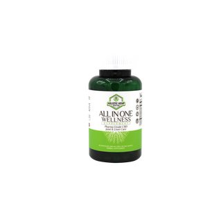 HHH CBD All In One Wellness, Joint & Liver