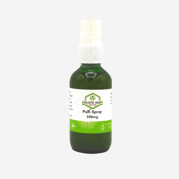 HHH PAIN SPRAY, 500MG