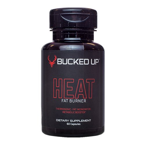 Heat His Thermogenic 60 Capsules Any Body Supplements