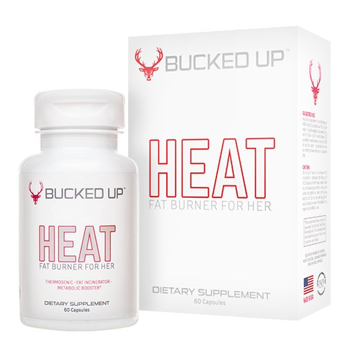 HEAT(FOR HER) Thermogenic -60 CAPSULES
