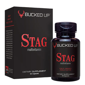 Bucked Up Stag - Full Spectrum Vitamin Formula