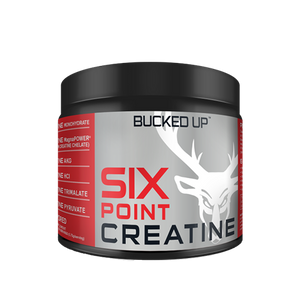 Bucked Up 6 Point Creatine