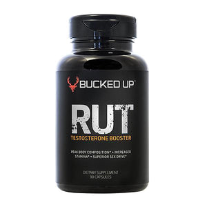DAS LABS BUCKED UP RUT* TESTOSTERONE BOOSTER