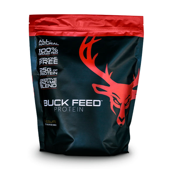 Bucked Up BUCK FEED Protein