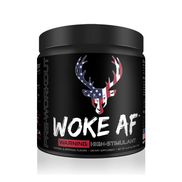 WOKE AF PRE WORKOUT-PRE WORKOUT-Any Body Supplements