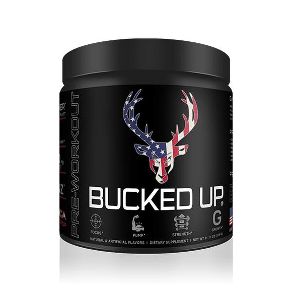 BUCKED UP PRE WORKOUT-PRE WORKOUT-Any Body Supplements