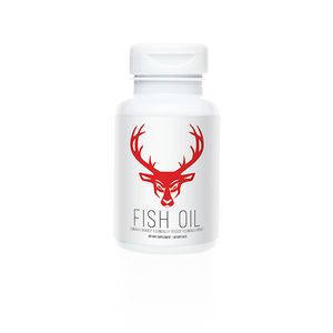 Bucked Up FIsh Oil
