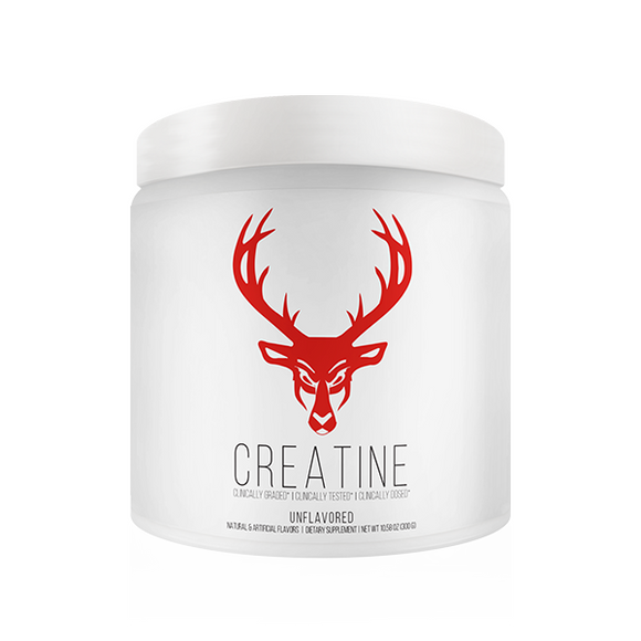 Bucked Up Creatine Monohydrate (300 Grams)