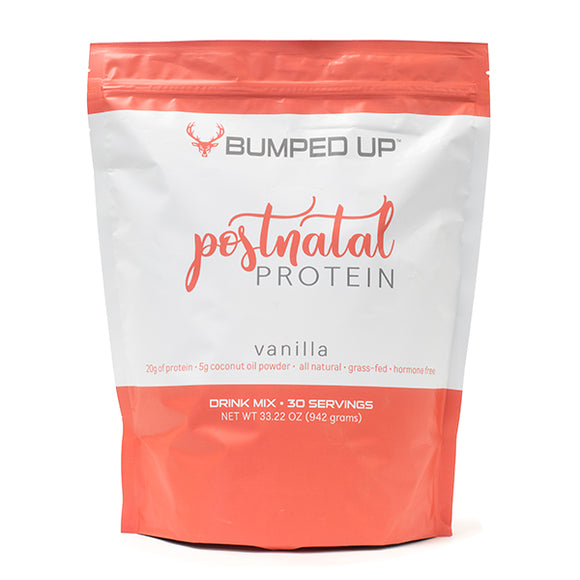 Bumped Up Postnatal Protein