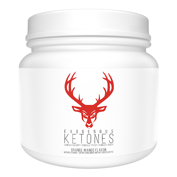 Bucked Up Exogenous KETONES | BUCKED UP | Any Body Supplements