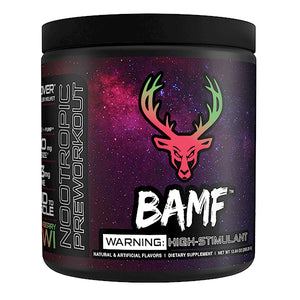 Bucked Up BAMF Pre workout | BUCKED UP | Any Body Supplements