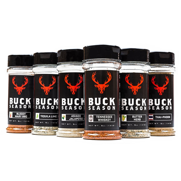 Buck Season | Food Seasoning