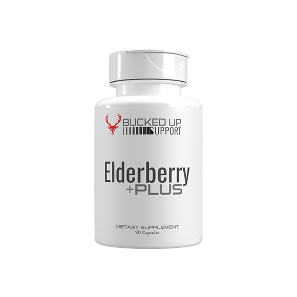 BUCKED UP Elderberry Plus | BUCKED UP | Any Body Supplements
