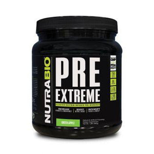 NutraBio Pre Extreme Pre-Workout - (792 grams)-PRE WORKOUT-Any Body Supplements