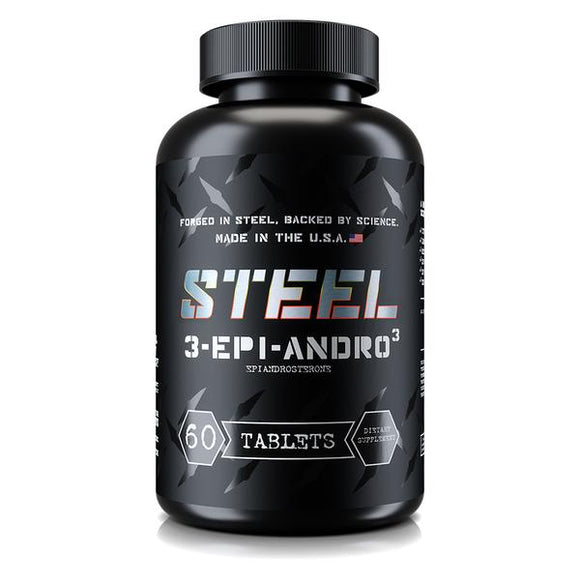 Steel Supplements 3-EPI-ANDRO