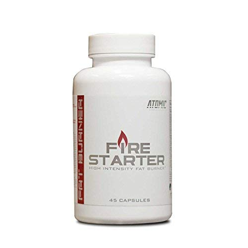 Atomic Strength Nutrition FIRESTARTER