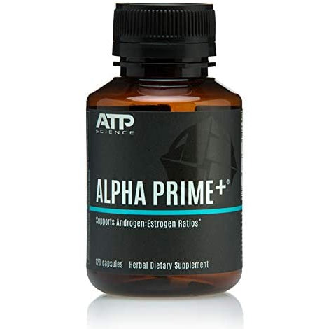 Alpha Prime Hormone Balance | ATP SCIENCE | Any Body Supplements