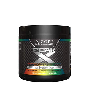 Core Nutrionals Peak X | CORE NUTRITIONALS | Any Body Supplements