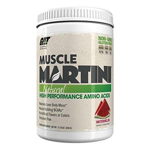 GAT SPORTS Muscle Martini Natural Dietary Supplement