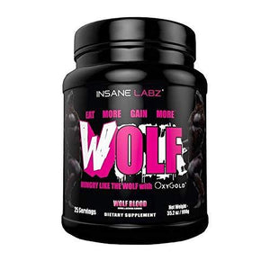 Insane Labz WOLF Carbohydrates | INSANE LABZ | Any Body Supplements