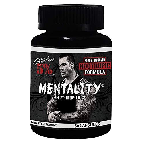 5% RICH PIANA MENTALITY | New Forumula, Focus, Energy
