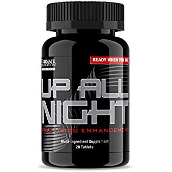 Ultimate Nutrition Up All Night Natural Male Enhancer