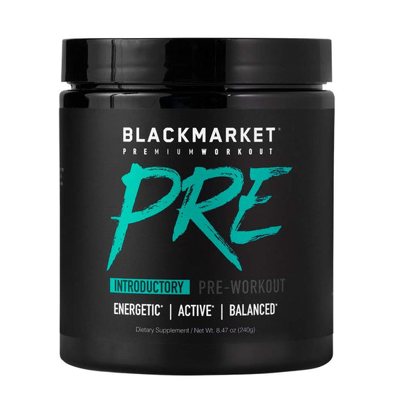 Blackmarket PRE Pre-Workout